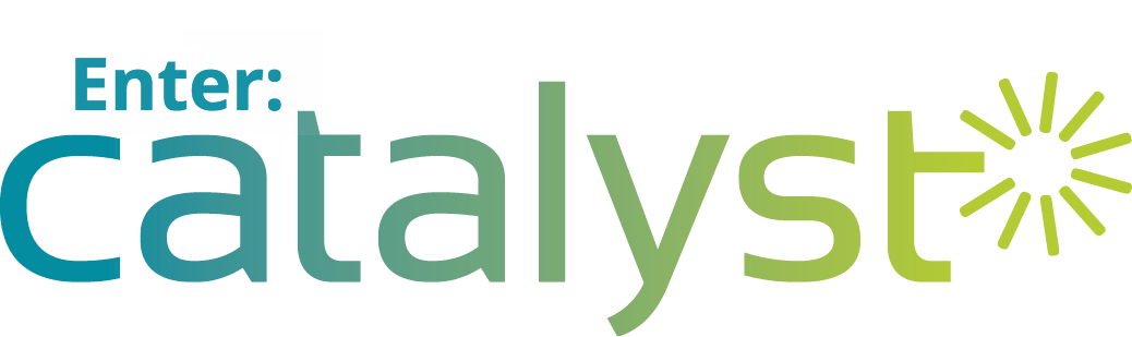 Enter: Catalyst Logo